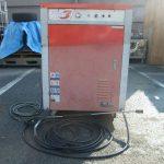洲本整備機製作所 高圧温水洗浄機 コンパクトボディ 200Vを買取させていただきました。