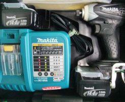 マキタ(makita) 14.4V充電式インパクトドライバー TD132DRFXB